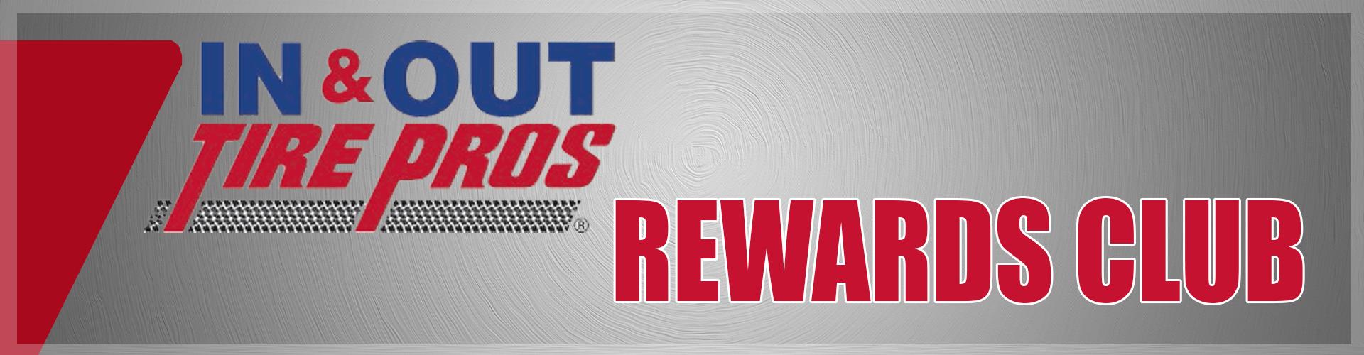 Rewards Club Header