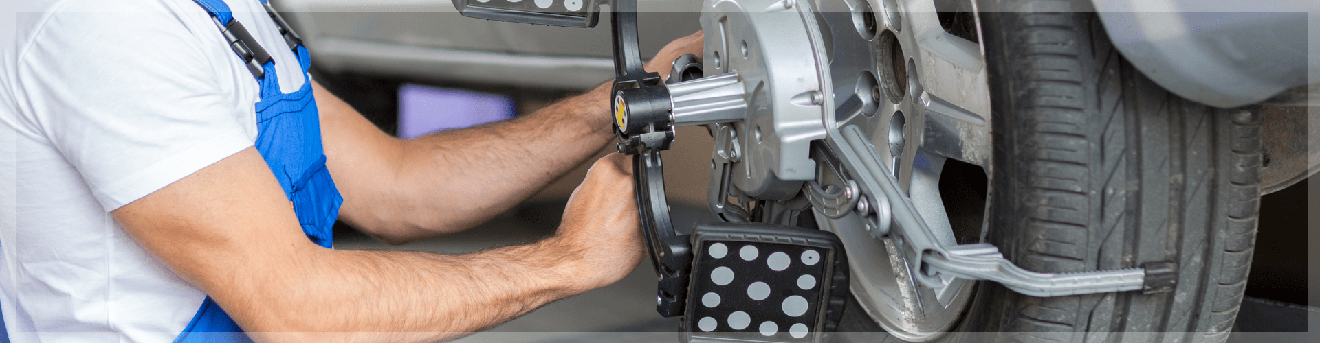 Tire Balance Header